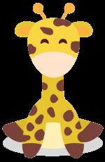 tandarts - giraf
